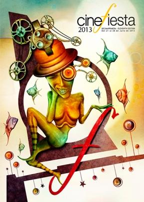 Poster CINEFIESTA 2013