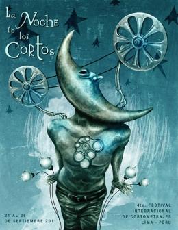 Poster La noche de los Cortos